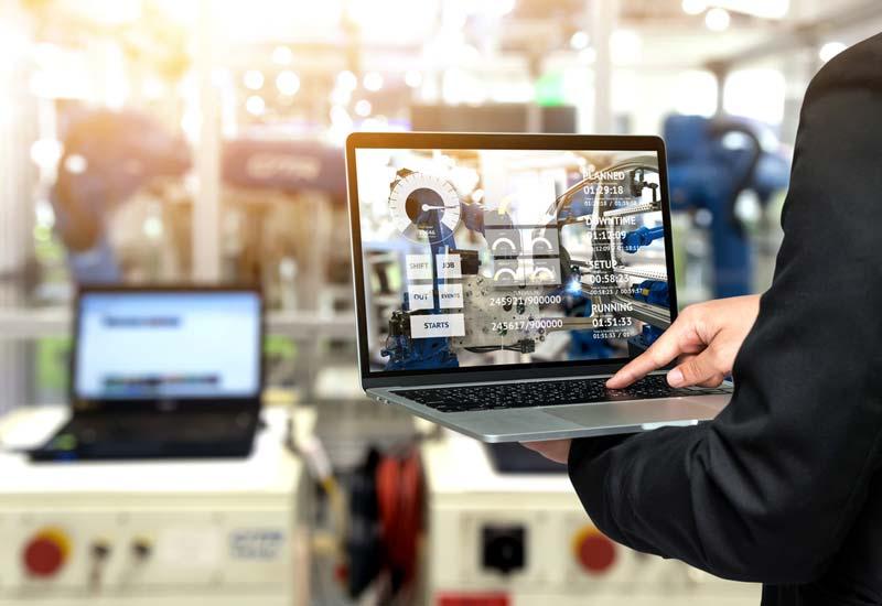 Software ERP - Gestione produzione